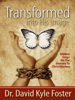 Transformed Into His Image