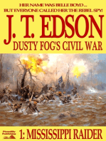 Dusty Fog's Civil War 1