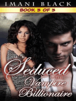 Seduced by the Vampire Billionaire - Book 3