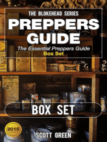 Preppers Guide : The Essential Preppers Guide Box Set: The Blokehead Success Series