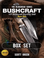 Bushcraft :101 Bushcraft Survival Skill Box Set