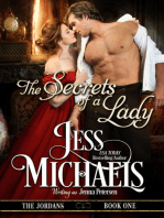 The Secrets of a Lady (The Jordans, #1)