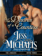 The Desires of a Countess (The Jordans, #3)
