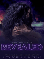 Revealed (Starwalkers Serial, #4)