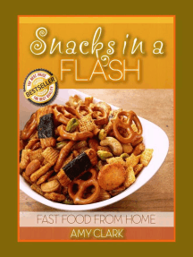 Snacks in a Flash