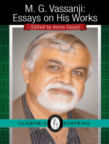 M.G. Vassanji: Essays On His Works