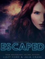 Escaped (Starwalkers Serial, #5)
