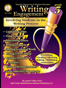 Writing Engagement, Grade 5: Involving Students in the Writing Process