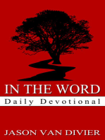 In the Word Daily Devotional