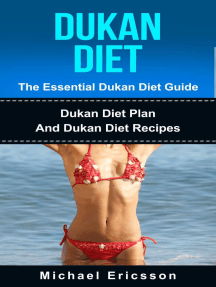Dukan Diet - The Essential Dukan Diet Guide: Dukan Diet Plan And Dukan Diet Recipes
