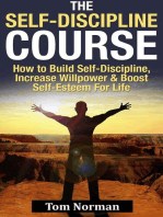 Self-Discipline Course