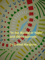 """""""In the Weave of Night"""" and Other Sonnets"""