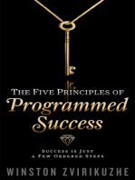 The Five Principles of Programmed Success