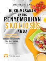 Buku Masakan untuk Penyembuhan Skoliosis Anda