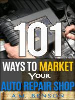 101 Ways to Market Your Auto Repair Shop