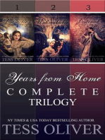 Years from Home Trilogy Box Set