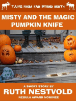 Misty and the Magic Pumpkin Knife