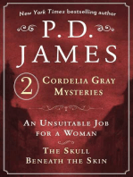 P. D. James's Cordelia Gray Mysteries