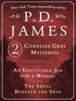 P. D. James's Cordelia Gray Mysteries