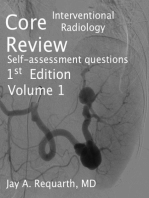 Core Interventional Radiology Review
