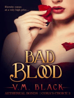 Bad Blood (Cora's Choice, #3)