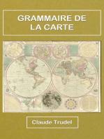 Grammaire de la carte