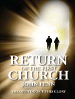 Return of the First Church