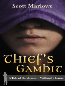 Thief's Gambit (A Tale of the Assassin Without a Name #5): Assassin Without a Name, #5