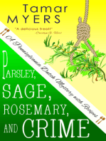 Parsley, Sage, Rosemary and Crime