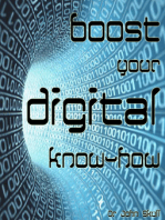 Boost Your Digital Know-how
