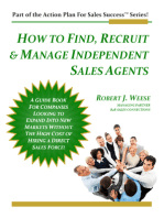 How to Find, Recruit & Manage Independent Sales Agents: Part of the Action Plan For Sales Success Series!