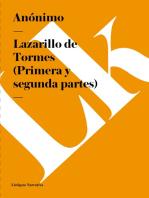Lazarillo de Tormes (Primera y segunda partes)