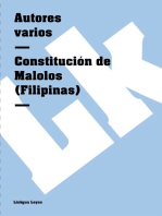 Constitución de Malolos (Filipinas)