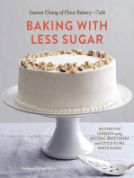 Baking with Less Sugar