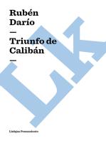 Triunfo de Calibán
