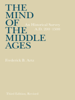 The Mind of the Middle Ages