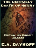The Untimely Death Of Henry