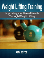 Weight Lifting Training