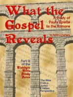 What the Gospel Reveals