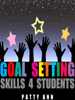 Goal Setting Skills 4 Students