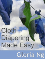 Cloth Diapering Made Easy (New Moms, New Families)