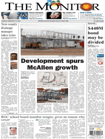 The Monitor - 02-10-2015