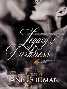 Legacy of Darkness: The Jago Legacy Series, #1
