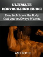 Ultimate Bodybuilding Guide