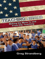 Teaching Abroad (Teaching ESL, #4)
