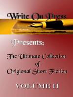Write On Press Presents