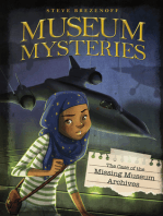 The Case of the Missing Museum Archives