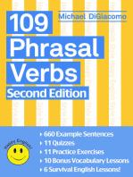 109 (+11) Phrasal Verbs