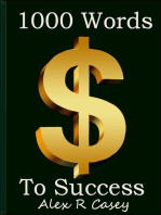 1000 Words To Success