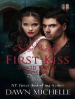First Kiss (Blood Kissed, #1)